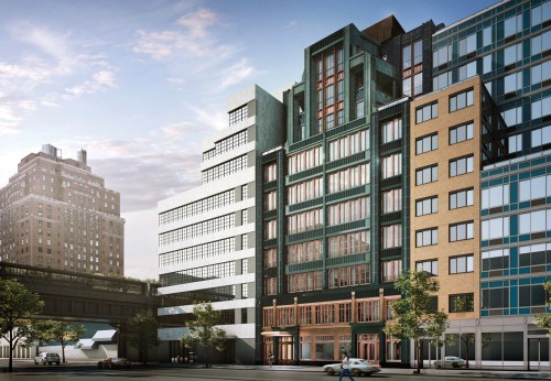 MRC Provides $91M Financing to Complete Construction of the Fitzroy Condominium